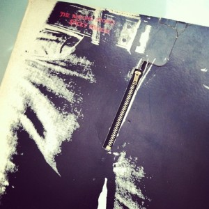 Rolling Stones Sticky Fingers Vinyl Record