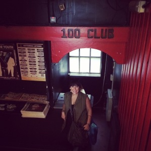 The 100 Club London England