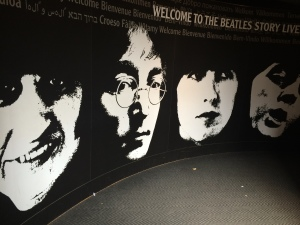 Liverpool England The Beatles Museum