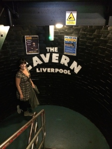 Liverpool England Cavern Club